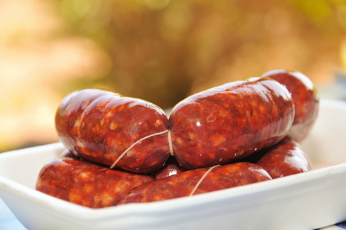 Chorizo grill au vinaigre balsamique ch telaine - Chorizo a griller recette ...