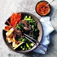 Sauté de tofu épicé
