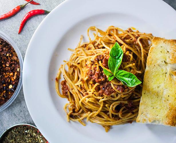 Sauce sicilienne pour pâtes
