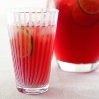 Cocktail de canneberges à la vodka