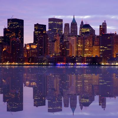 New york autrement ch telaine for Table de nuit new york