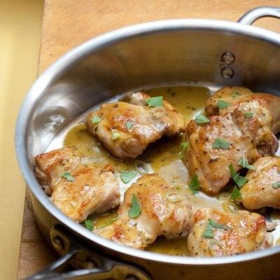 Poulet Creole Ou A L Haitienne Chatelaine