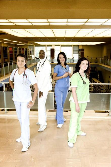 évolution de carrière infirmière