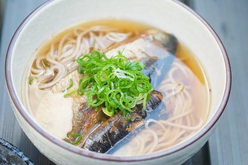Soupe de poisson à la thaïlandaise express