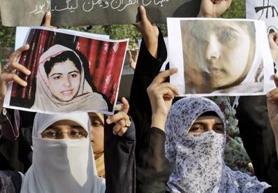 Malala: un attentat, deux points de vue