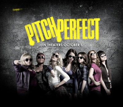 L'affiche du film Pitch Perfect