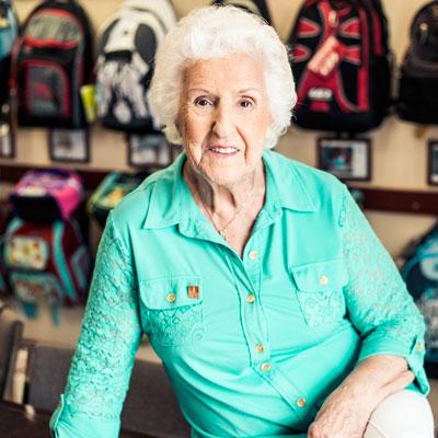 Maman Dion : la bonne fée des fournitures scolaires