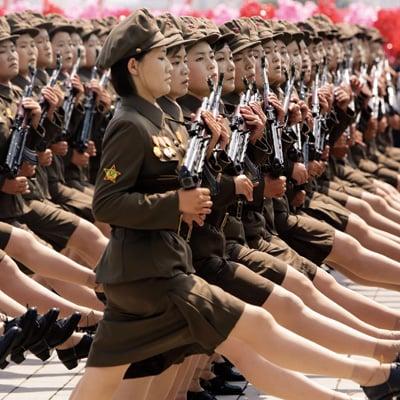 Corée du Nord : plus de 20 000 réfugiées