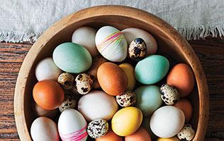 Déco: des idées pour réinventer les cocos de Pâques