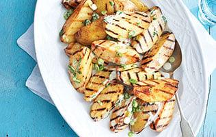 Salade de pommes de terre chaude