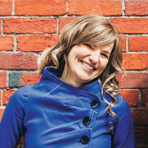 Ariane Arpin-Delorme,  35 ans, Montréal