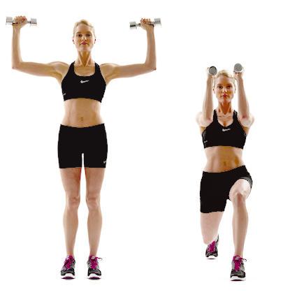 Affiner bras et épaules en 10 minutes