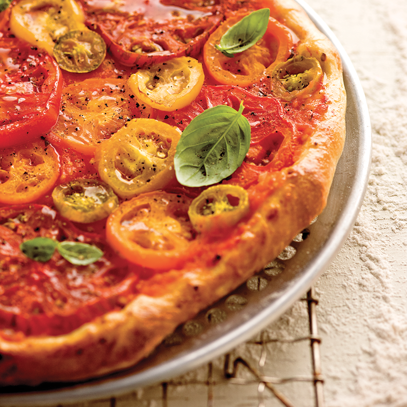 Pizza-Tomates-Fraiches