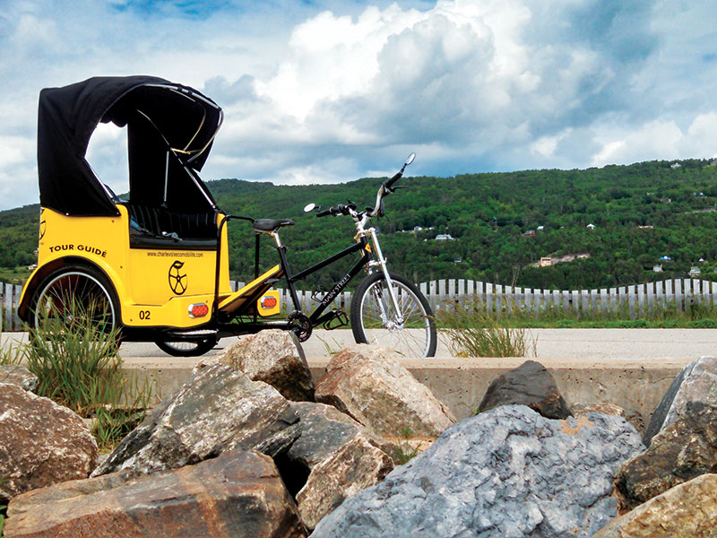 Velo-taxi-Charlevoix