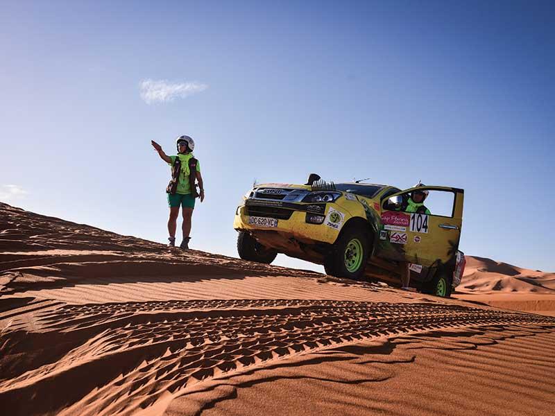 Caravan-Equipage-Desert