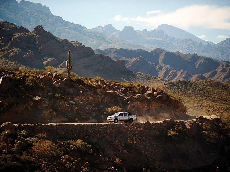 Caravan-Rallye-Desert