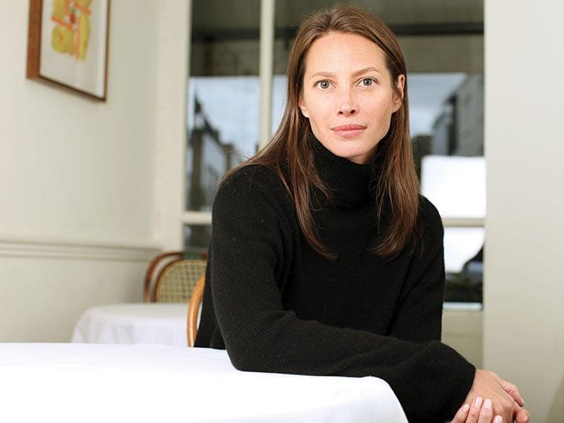 Christy Turlington, de top-modèle à fondatrice d'Every Mother Counts
