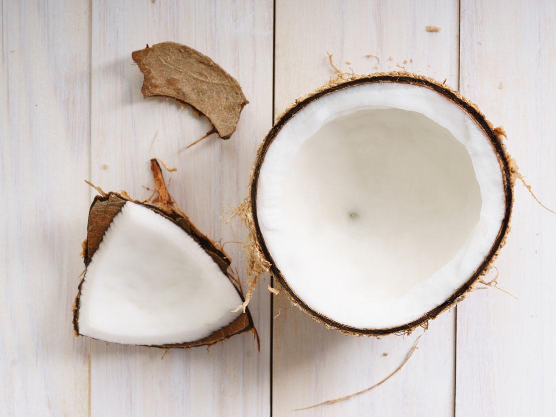 La noix de coco, un aliment miracle?