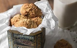 Biscuits aux céréales Spécial K de Marilou