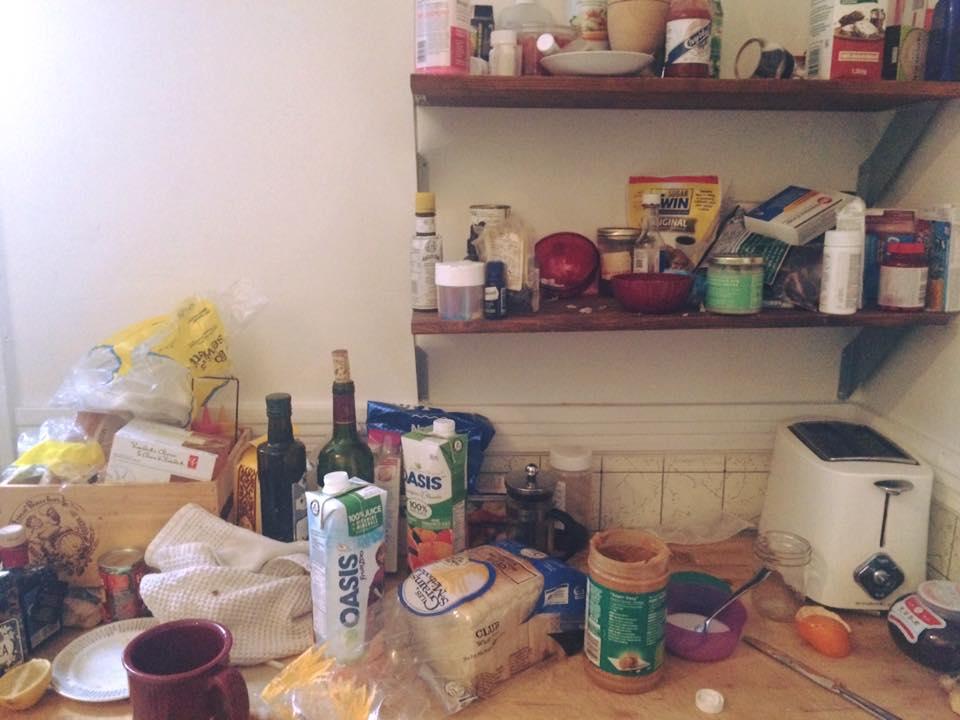 La vraie vie (le cercle vicieux du ménage) - Châtelaine