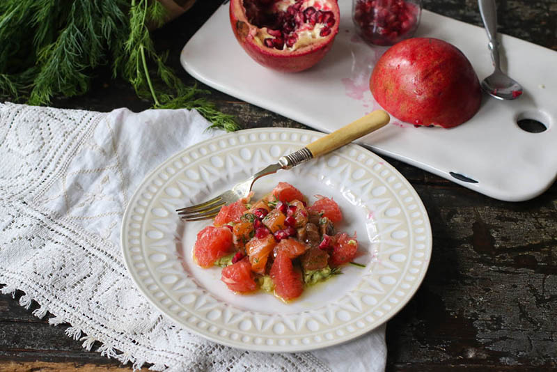 tartare de saumon-article
