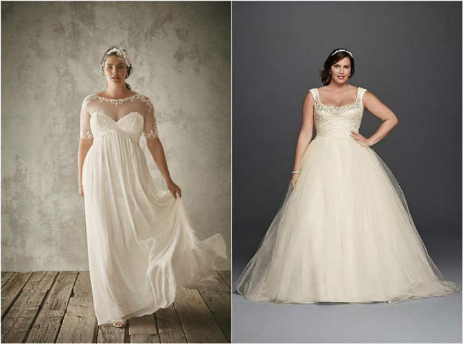 o trouver des robes de mari e taille plus ch telaine