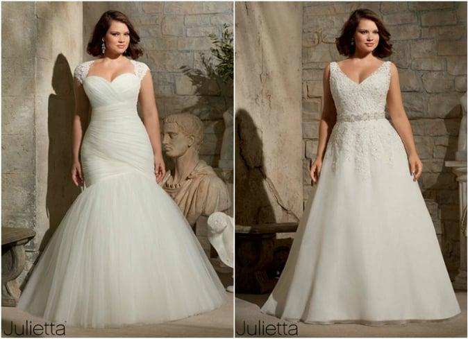 o trouver des robes de mari e taille plus ch telaine On robes de mariée semi formelles taille plus