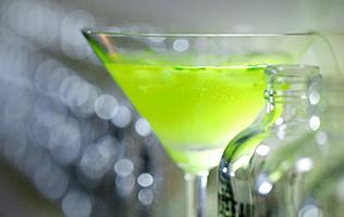 Cocktail: le martini pesto d'Antoine Sicotte