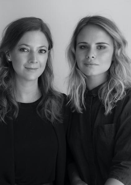 Marie-Hélène Poitras et Léa Clermont-Dion Photo: Le Pigeon