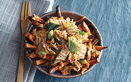 Passion <i>kimchi</i> en cuisine!