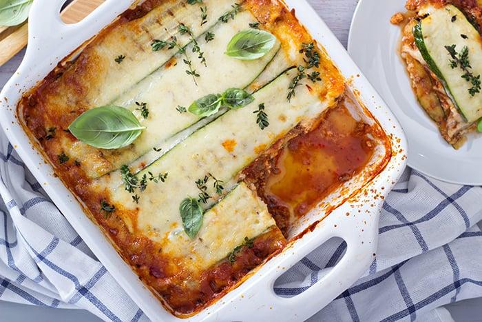 lasagne végétarienne courgettes 700x467