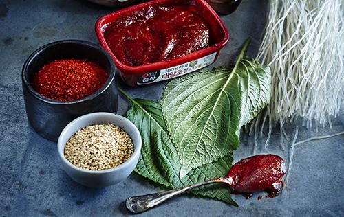 Les ingrédients essentiels de la cuisine coréenne