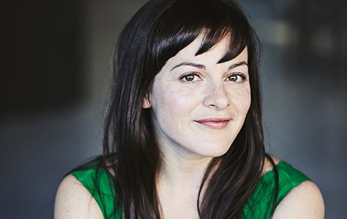 Sophie Cadieux dans <i>Lâcher prise</i>