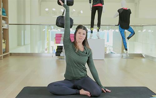 VIDÉO: Yoga pour relâcher les tensions
