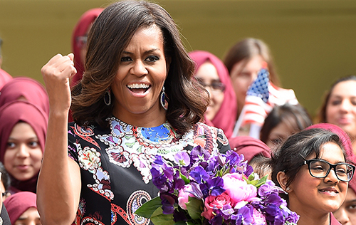 14 citations marquantes de Michelle Obama