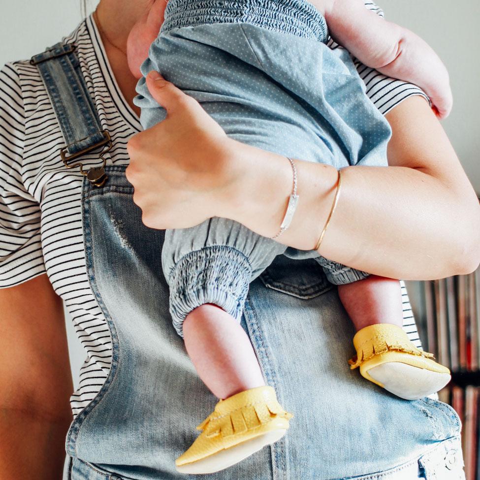 mère imparfaite maman bébé