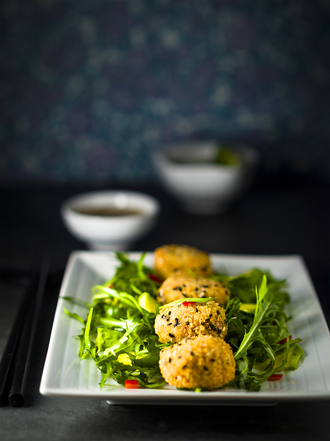 snacks salés beignet tofu 675x900