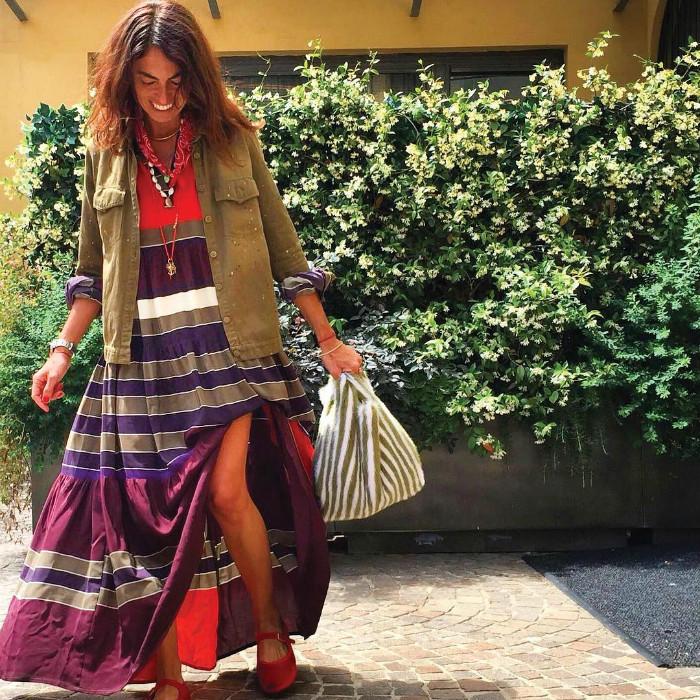 Comment avoir du style cet été? Réponse: Viviana Volpicella!