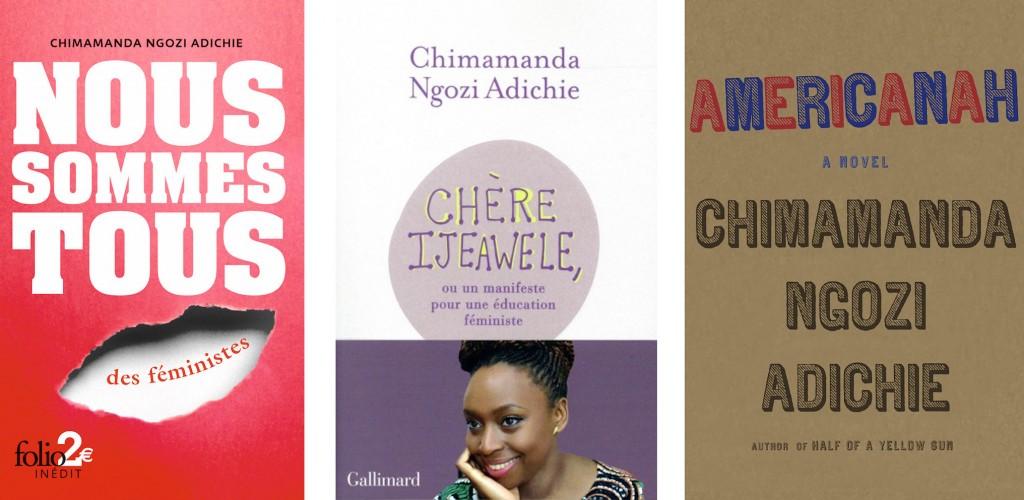 livres chimamanda ngozi