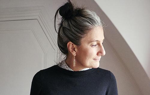 Portrait de Sophie Fontanel