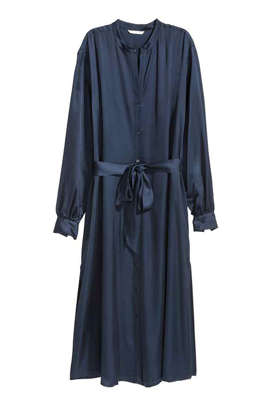 """<p class=""""p1""""><span class=""""s1"""">Robe, <a href=""""http://www2.hm.com/fr_ca/productpage.0576097001.html"""" target=""""_blank"""">H&M</a>, 17 $ <span style=""""text-decoration: line-through;"""">79,99</span> $</span></p>"""