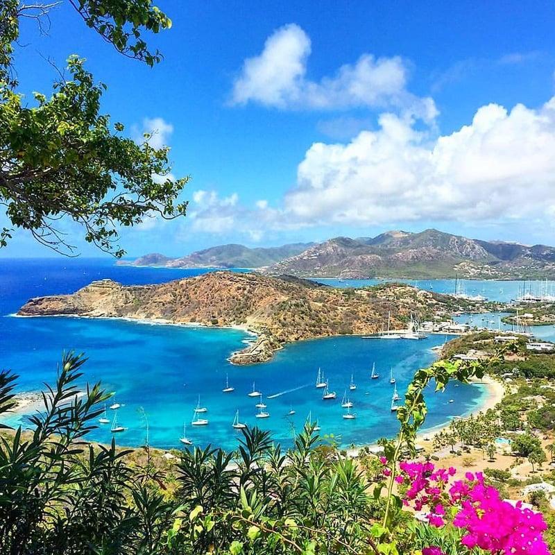 Shirley Heights, Antigua-et-Barbuda