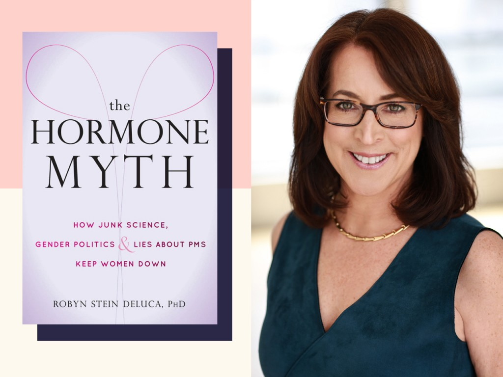 Robyn Stein DeLuca, auteure de l'ouvrage The Hormone Myth. Photo: Alyssa Peek