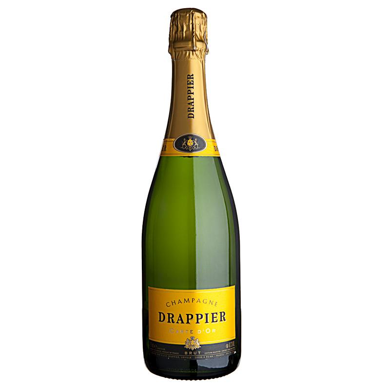 Champagne svp!