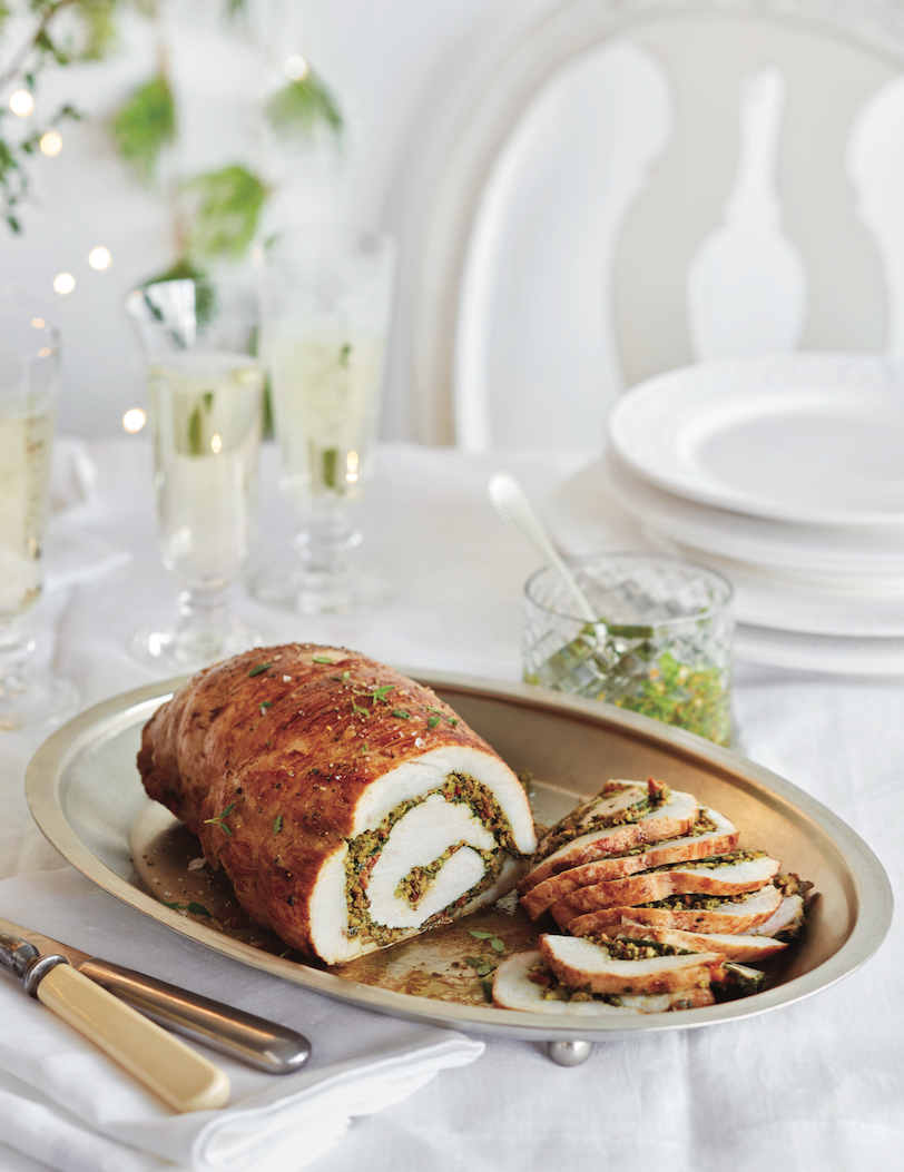 roulade dinde farcie