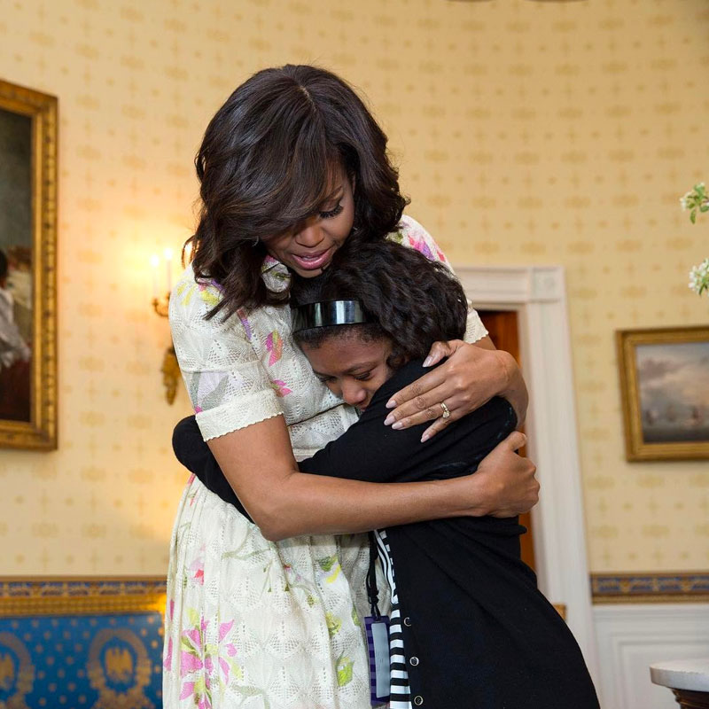 Photo: @michelleobama