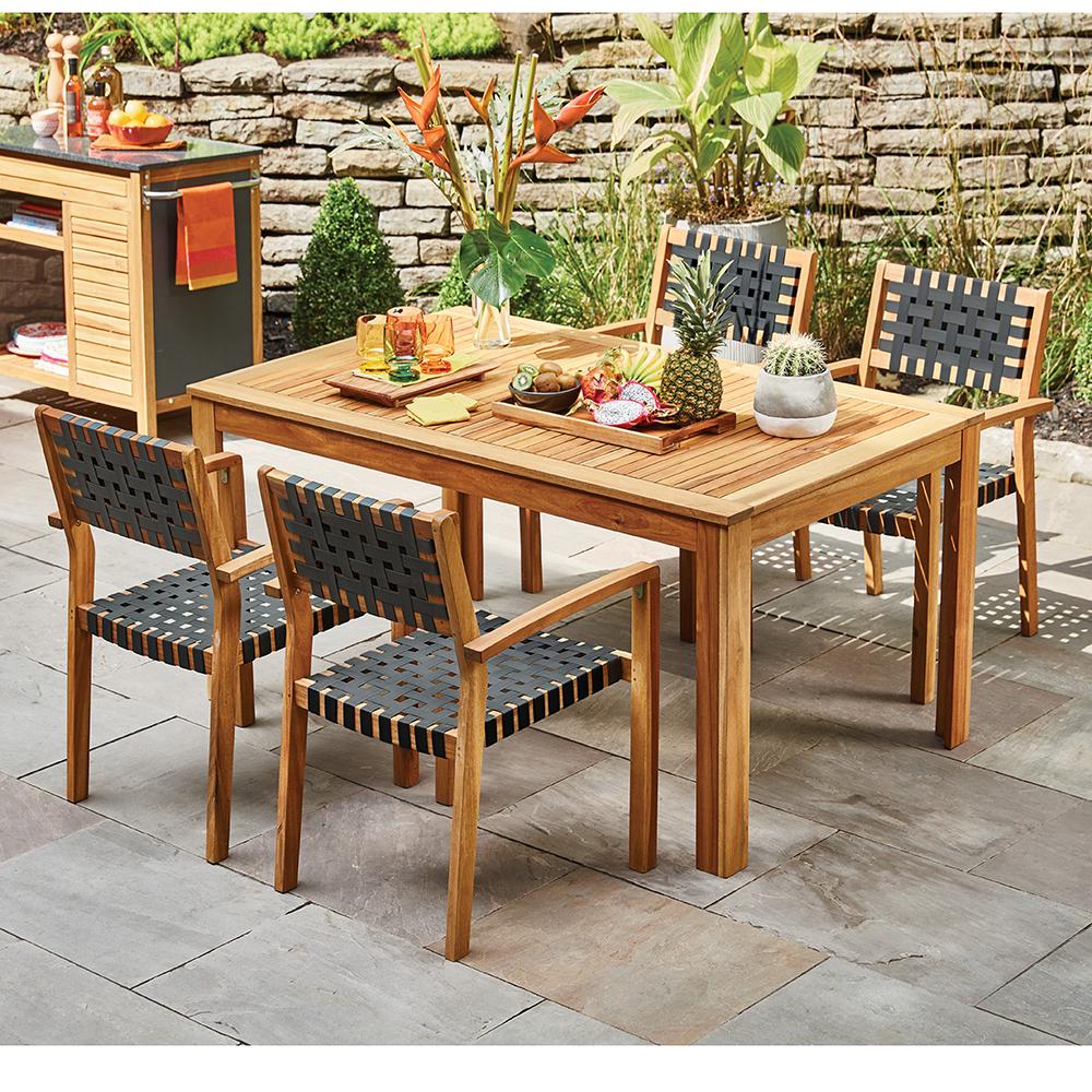 Mobilier de jardin: tables, fauteuils et foyers pour la ...