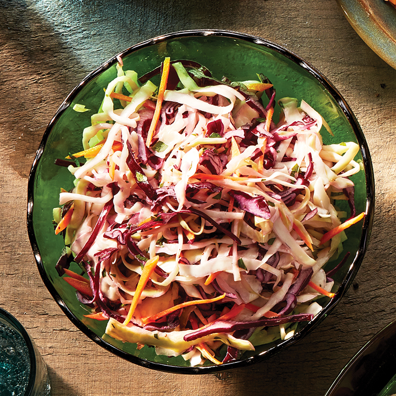 Salade de chou classique