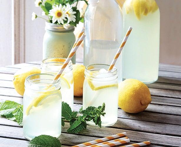 Limonade: la meilleure boisson pour l'été