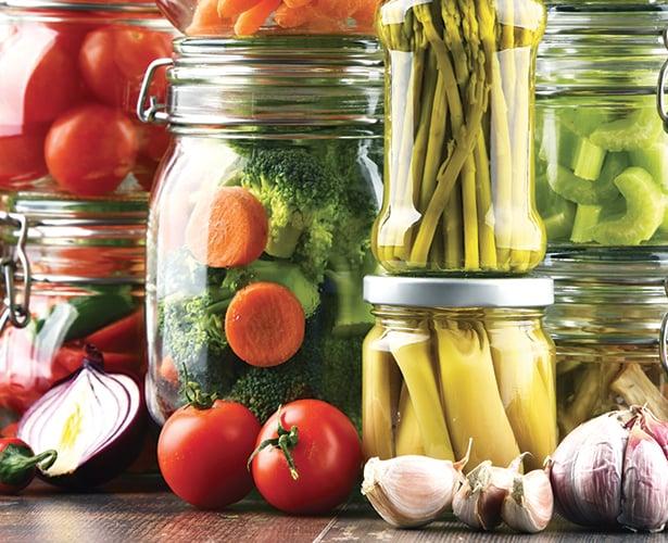 Marinade maison: une recette simple avec des légumes de saison